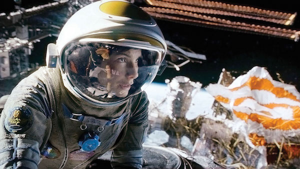 Gravity wins 7 Oscars (totally called it)